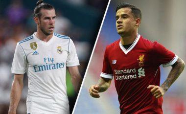 Liverpooli i ofroi Coutinhon dhe 70 milionë euro Realit për Bale, por u refuzuan