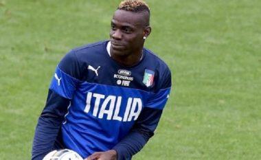 Trajneri i përkohshëm i kombëtares italiane, Di Biagio: Nuk vlejnë golat nëse ka sjellje të keqe Balotelli