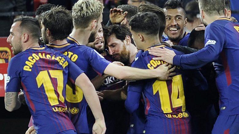 Sevilla 2-2 Barcelona, notat e lojtarëve