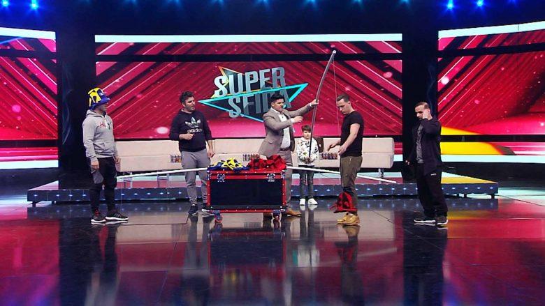 """Grupi """"Çka ka shpija"""" fitoi kundër grupit """"Blero Nza"""" në show-n Super Sfida"""