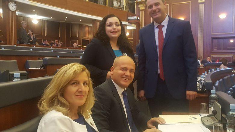 Deputeti i LDK-së: Largimi i Haradinajt i ndalë dhimbjet e Kosovës