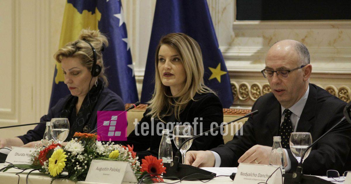 Hoxha: Strategjia për zgjerim përfshin Kosovën njësoj si vendet tjera