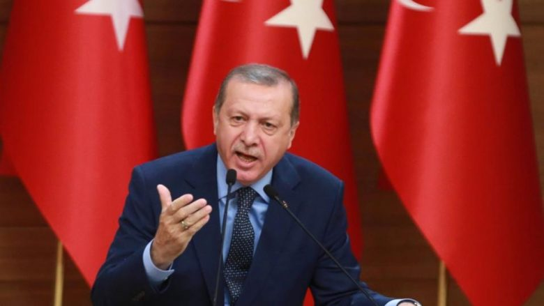 Fjalimi i Erdoganit ku e sulmon Haradinajn: Kryeministër, prej kur fillove t'i mbrosh ata që u përpoqën t'i bëjnë grusht shtet Turqisë (Video)