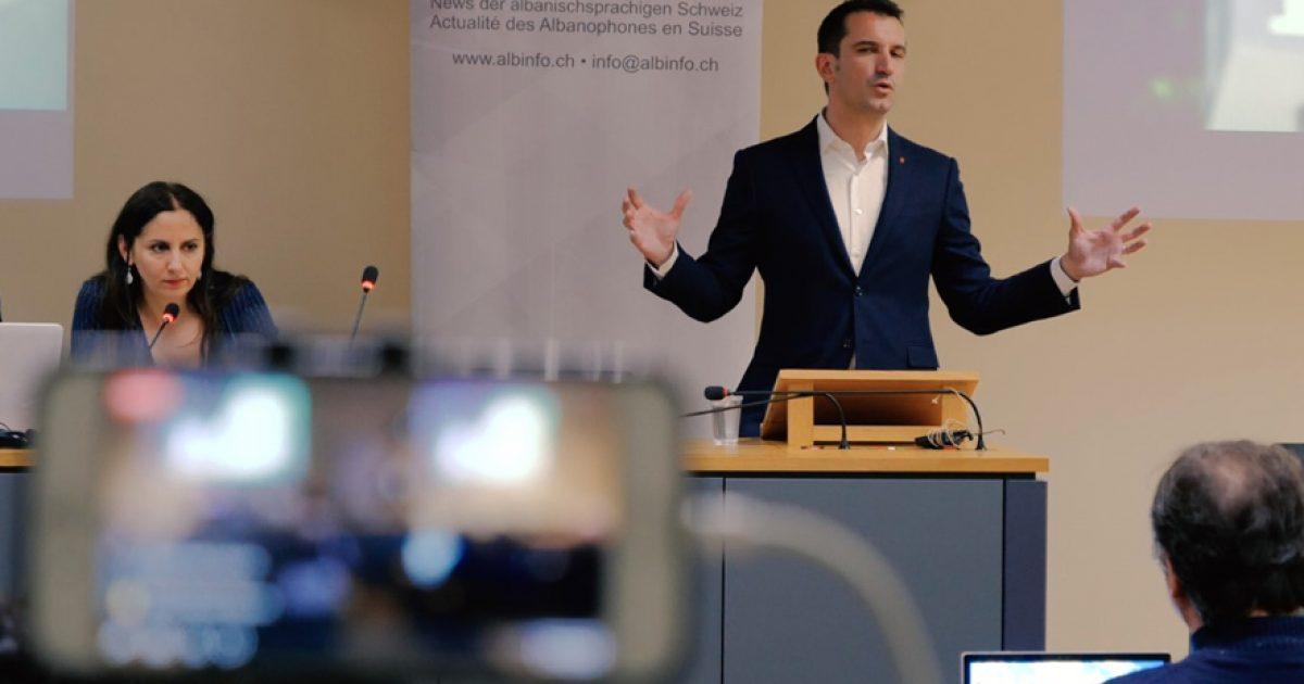 Erion Veliaj konfirmon rikandidimin për Tiranën