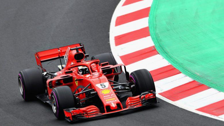 Ferrari është super, radha e Raikkonen për të kryesuar testet