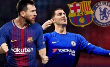 Parashikim: Barcelona - Chelsea