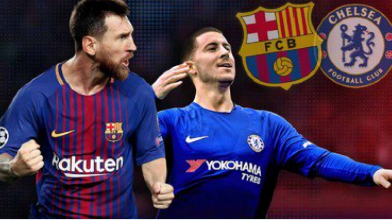 Parashikim: Barcelona – Chelsea