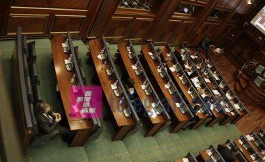 Deputetët e GDP braktisin seancën (Foto)