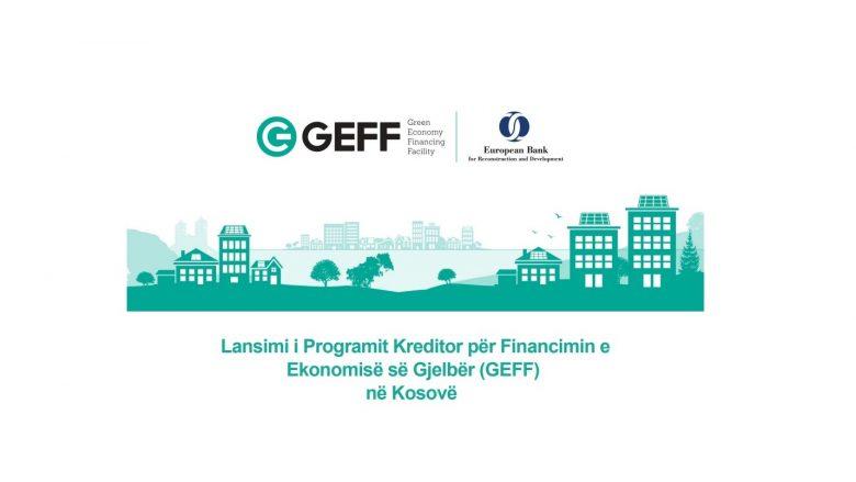 BERZH lanson programin për Ekonomi të Gjelbër