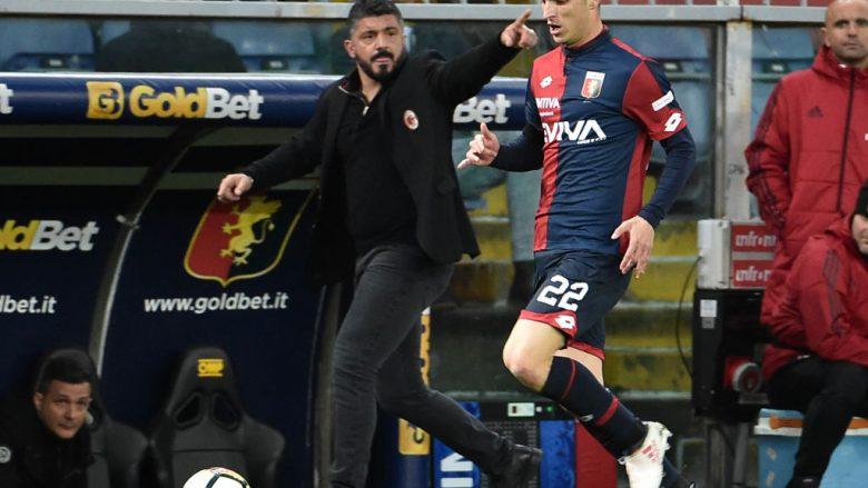 Gattuso: Fitorja ndaj Genoas ishte reagimi i duhur pas humbjes nga Arsenali