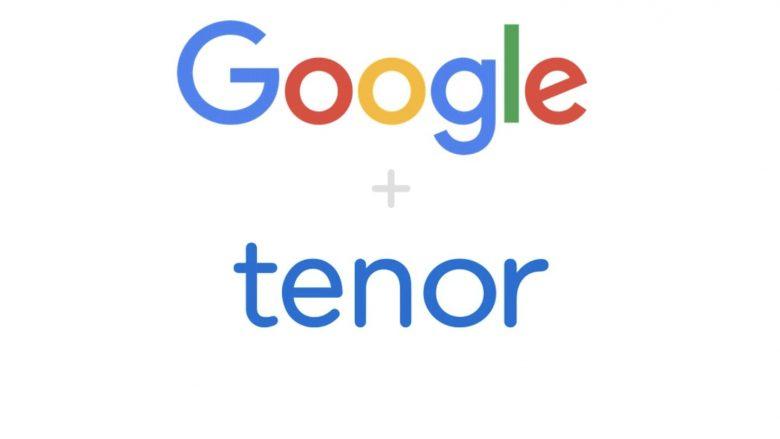 Google e blen motorin e kërkimit për GIF-a, markën Tenor