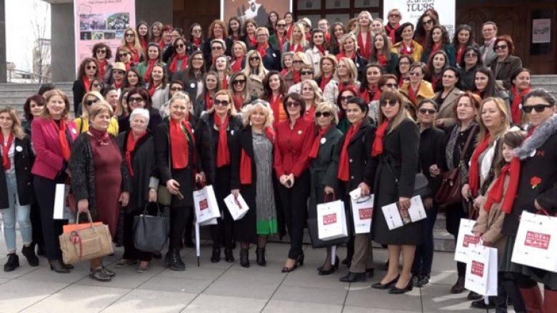Jahjaga: Gratë ta ndihmojnë njëra-tjetrën për t'u fuqizuar në biznes