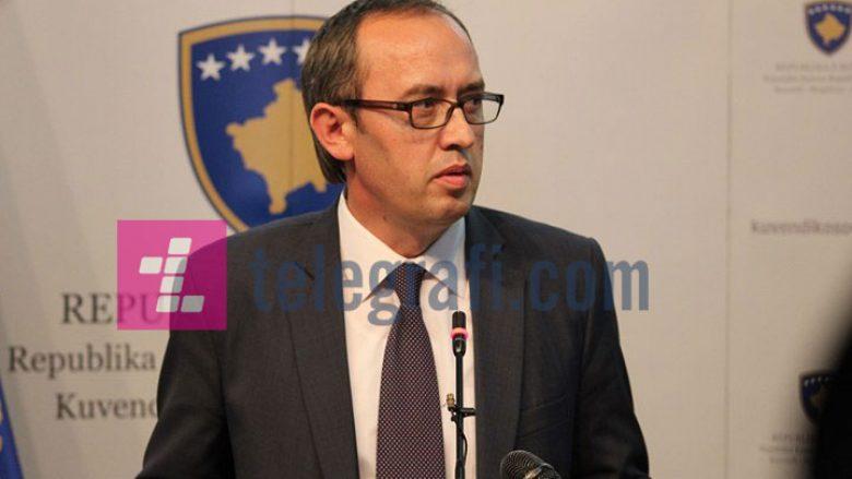 Hoti: Qytetarët e Kosovës nuk do ta falin këtë kastë qeverisëse