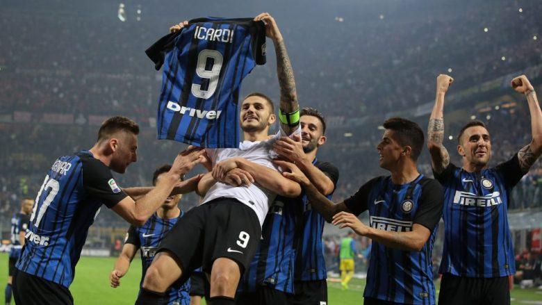 Icardi: Krenar që jam kapiten i Interit, Zanetti dhe Messi më të mirët