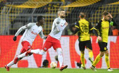 Eliminohen Lyon e Dortmund, këto janë tetë skuadrat që kanë siguruar çerekfinalen në Ligën e Evropës