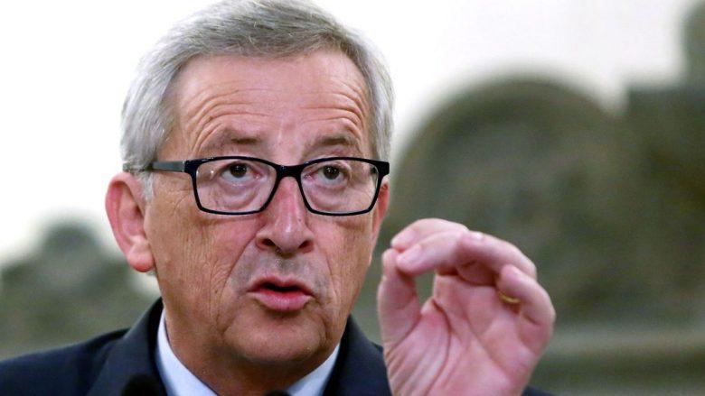 Presidenti i KE-së, Juncker: Britania do të pendohet për BREXIT-in