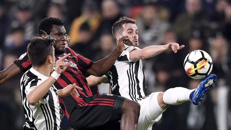 Juventus 3-1 Milan, notat e lojtarëve