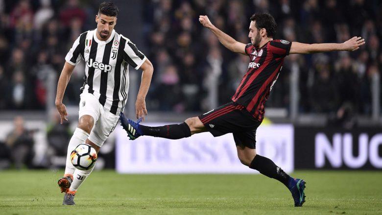 Khedira vulosi fitoren e Juves (Foto: Juventus/Twitter)