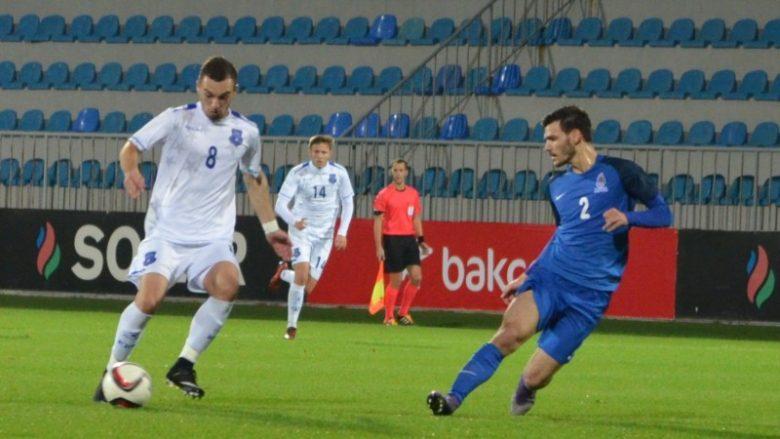 Publikohet lista e futbollistëve të Kosovës U-21 për ndeshjet ndaj Azerbajxhanit dhe Gjermanisë