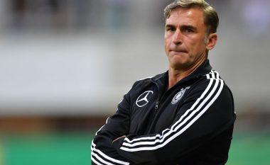 Trajneri i Gjermania U-21: Nuk e prisnim këtë rezultat, por duhet të jemi të kënaqur