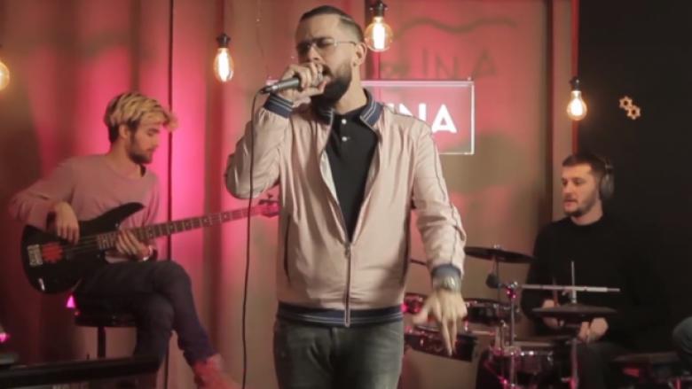 Lindon ri sjellë projektet e suksesshme muzikore në versionin 'live'