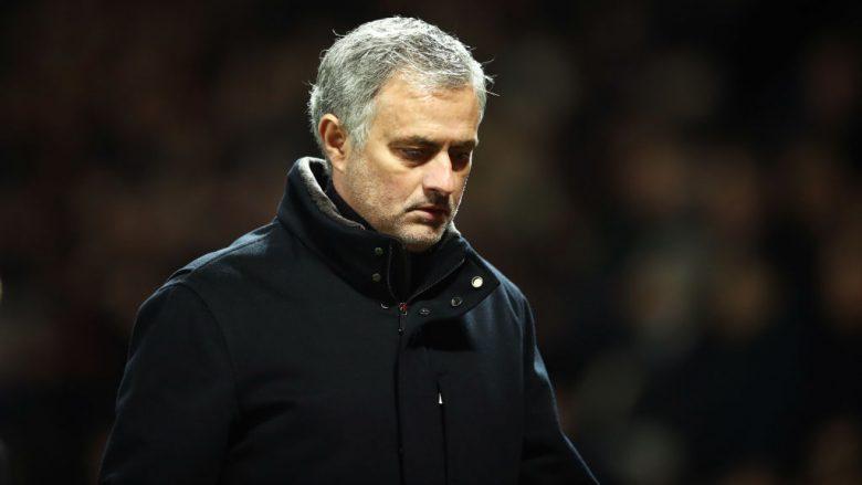 Mourinho: Eliminimi në Old Trafford nuk është asgjë e re për këtë klub, unë e kam eliminuar Unitedin me Porton dhe Real Madridin