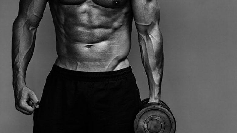 Sa shpesh duhet të stërvitemi për të ndërtuar muskuj
