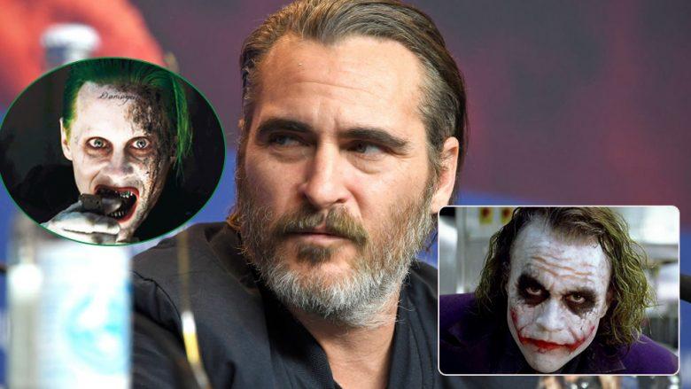 Jokeri do të jetë një komik i dështuar në filmin e ri, të cilin pritet ta portretizojë Joaquin Phoenix
