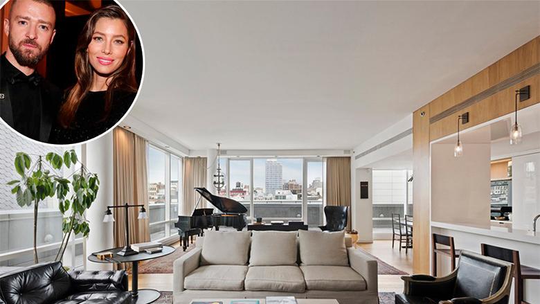 Brenda shtëpisë 7.9 milionë dollarëshe të Justin Timberlake dhe Jessica Biel (Foto)