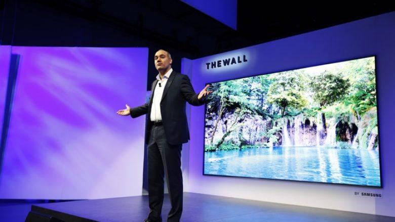 Samsung Wall TV me 146 inç lansohet në gusht