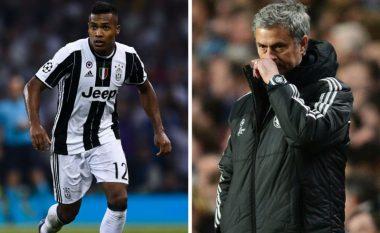 Mourinho preferon Sandron para Rose dhe Gaya
