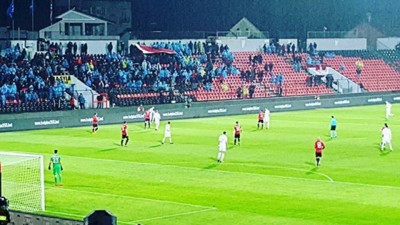 Shqipëria mposhtet në miqësore nga Norvegjia