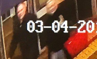 """Çifti duke ecur nëpër një korridor, disa minuta para se """"ish-spiuni i helmuar rus"""" dhe një grua të gjendeshin të sëmurë (Video)"""