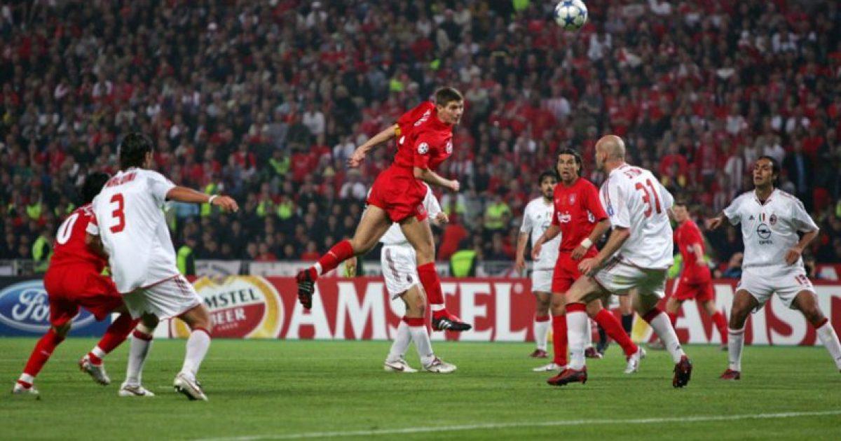Vetëm një futbollist i finales së vitit 2005 të Ligës së Kampionëve mes Milanit dhe Liverpoolit ende luan futboll