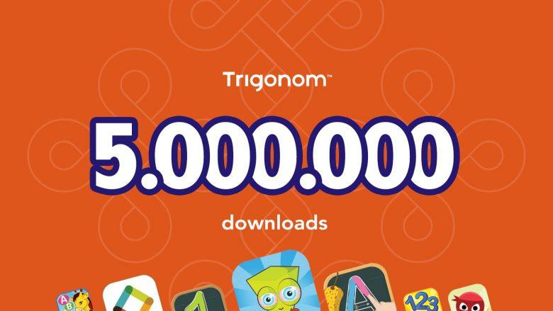 Kompania kosovare e lojërave Trigonom arrin pesë milionë shkarkime