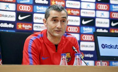 Valverde: Do të bëjmë edhe disa transferime