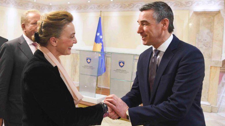 Veseli kërkon që Zagrebi të vazhdojë të jetë zë mbështetës i Kosovës