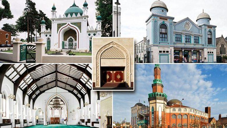 Edhe në Britani të Madhe ka xhami të bukura – këto pamje e dëshmojnë këtë! (Foto)