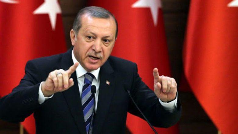 """Erdogan bën thirrje për vendosjen e një """"themeli të ri për paqen në botë"""""""