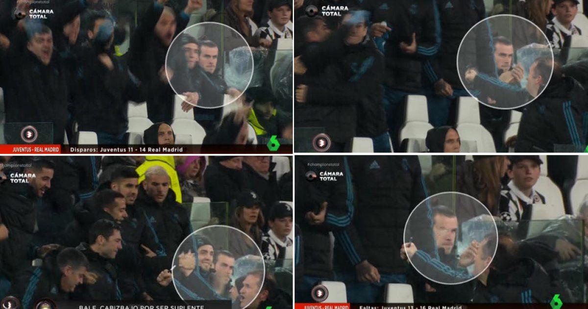 Bale aspak i lumtur me qëndrimin në stol, nuk i gëzohet golit të parë të Real Madridit