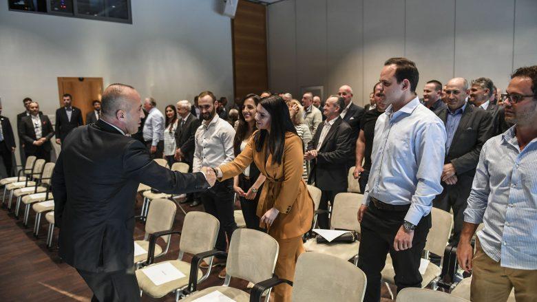 Haradinaj: Diaspora ka dhënë kontribut në forcimin e shtetësisë së Kosovës