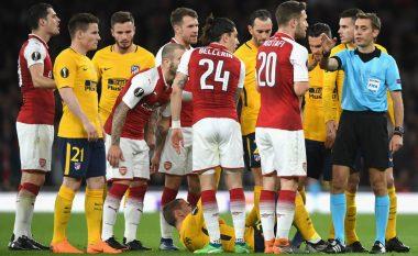 Arsenal 1-1 Atletico Madrid: Notat e Xhakës, Mustafit dhe të tjerëve