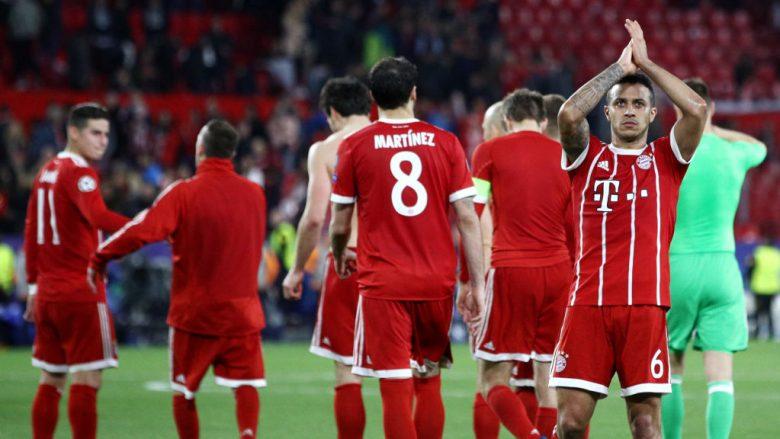 'Rezervistët' e Bayernit mposhtin thellë Eintracht Frankfurtin, Shabani luan 56 minuta për Bavarezët