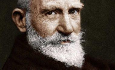 Thënie të Bernard Shawit: Në qiell, një engjëll është një njeri i zakonshëm!