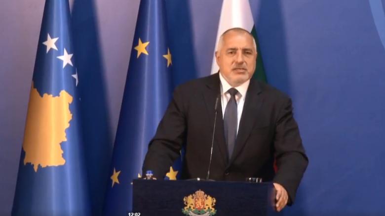 Borisov porositë Kosovën dhe Serbinë: Zgjidhni mosmarrëveshjet që i keni në mes vete (Video)