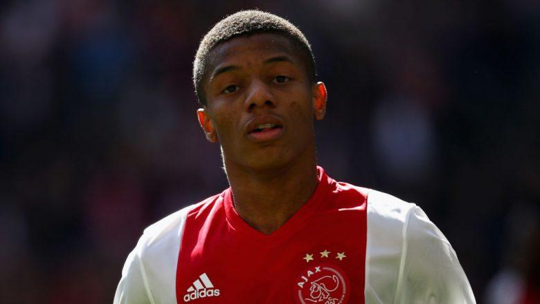 Milani dhe Interi pas talentit të Ajaxit, Neres