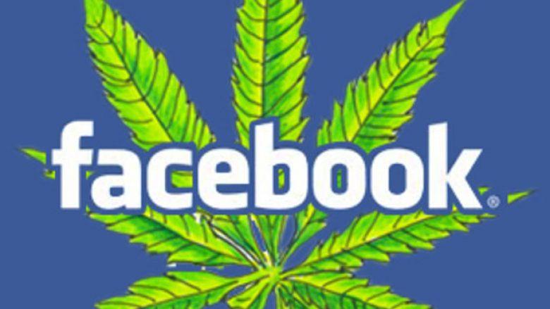 Facebook bllokon hashtagët që lidhen me drogat