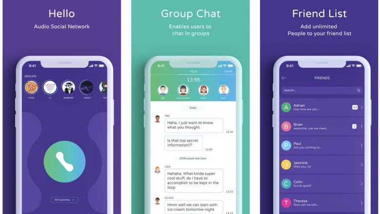 """Aplikacioni shqiptar """"Hello"""" mbi një milion përdorues – vazhdon rritjen e popullaritetit në botë"""