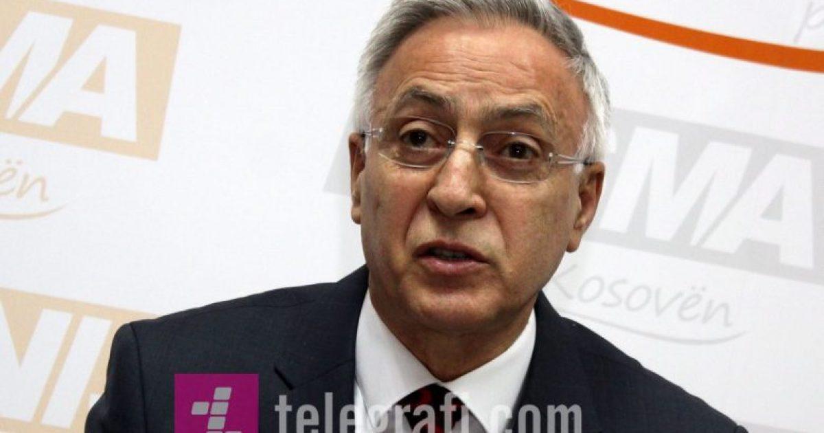 Krasniqi: Taksa të pezullohet, kurse marrëveshja me Serbinë të kushtëzohet