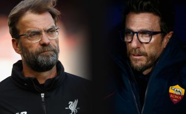 Liverpool - Roma, formacionet e mundshme